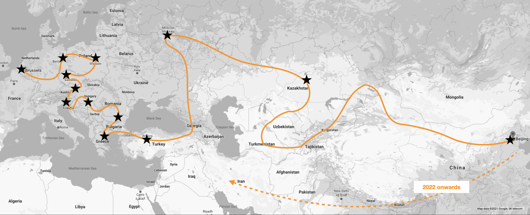 SILKROAD 4.0 Learning Journey along the Digital Silk Road